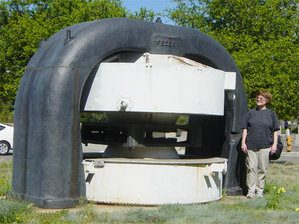 The first cyclotron